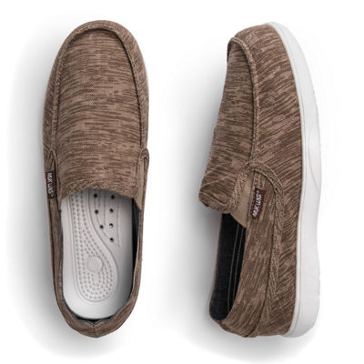 Muk Luks Mens Aris Slip-On Shoe Round Toe