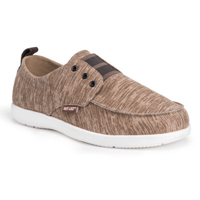Muk Luks Mens Billie Slip-On Shoe Round Toe