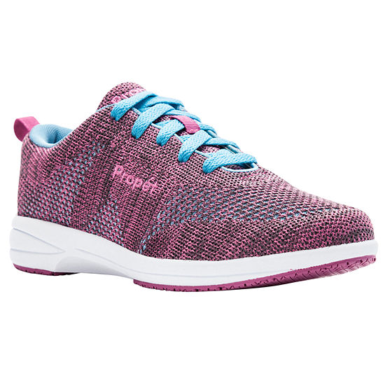 Propet Walk Evolution Womens Lace-up Sneakers