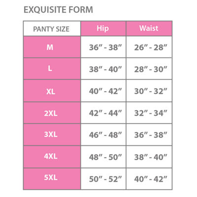 Exquisite Form 2 Pack Jacquard Shaper Brief - 51070557A