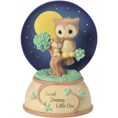 Precious Moments Owl Musical Baby Milestones - Unisex