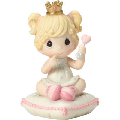 Precious Moments Lil Princess Figurine Baby Milestones - Unisex