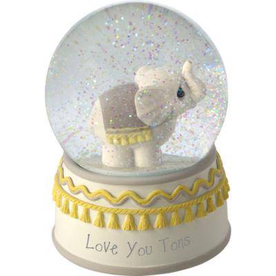 Precious Moments Elephant Waterball Baby Milestones - Unisex