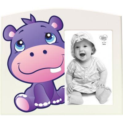 Precious Paws Hippo Photo Frame