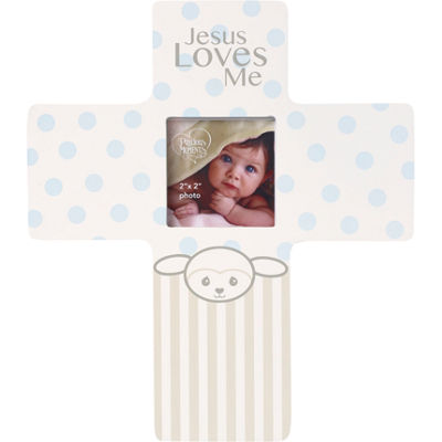 Precious Lamb Photo Frame