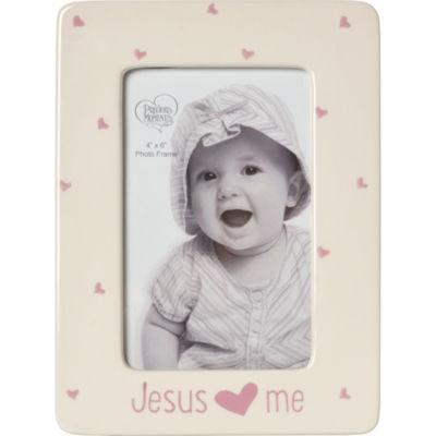 Jesus Loves Me Photo Frame