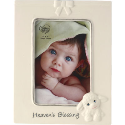 Precious Moments Lamb Photo Frame