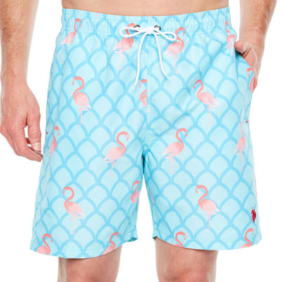 Us Polo Assn. Animal Swim Shorts