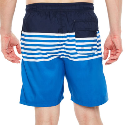 Us Polo Assn. Stripe Swim Shorts