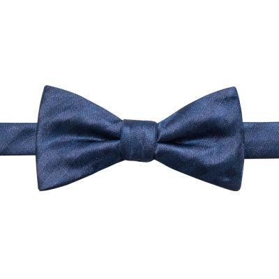 JF J.Ferrar Checked Bow Tie