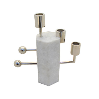 R16 Home Hexagon Meridian Candleholder