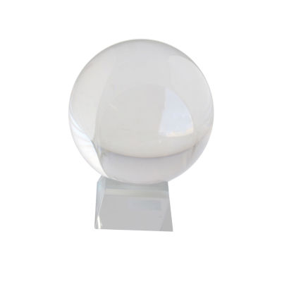 R16 Home Small Crystal Glass Sphere