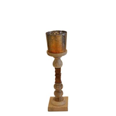 R16 Home Medium Mango Candleholder I