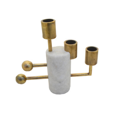 R16 Home Round Meridian Candleholder