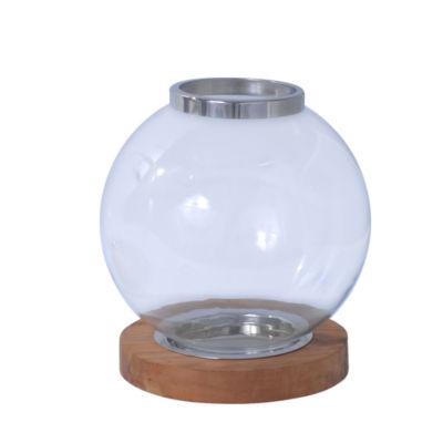 R16 Home Small Globe Candleholder