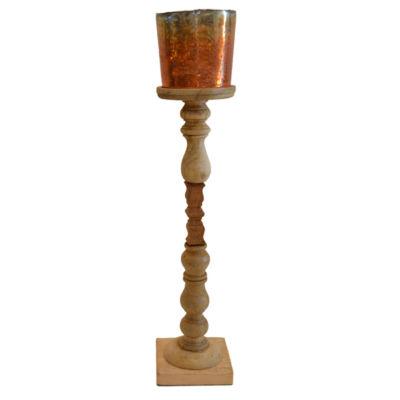 R16 Home Large Mango Candleholder I
