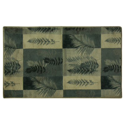 Bacova Guild Manila Printed Rectangular Rugs