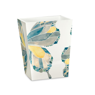 Popular Bath Butterfly Waste Basket