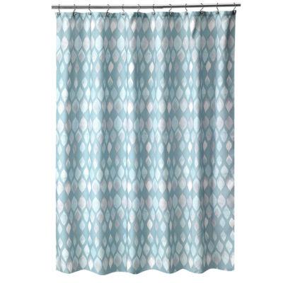 Popular Bath Sea Lass Shower Curtain