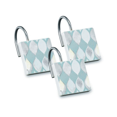 Popular Bath Sea Lass Shower Curtain Hooks