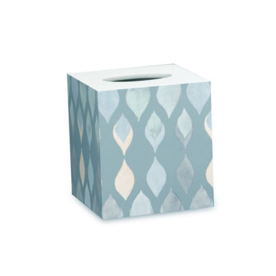 Popular Bath Sea Lass Tissue Box Cover