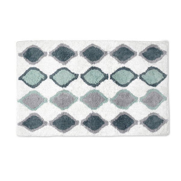 Popular Bath Sea Lass Bath Rug