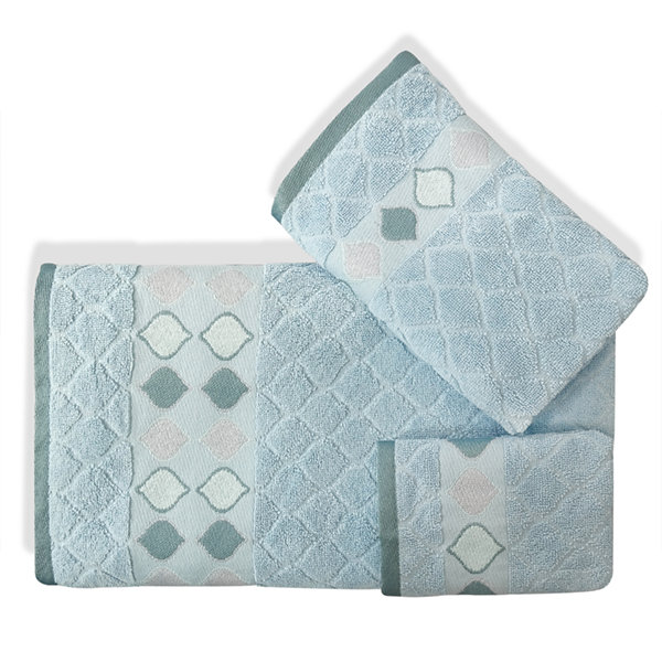 Popular Bath Sea Lass 3-pc. Bath Towel Set