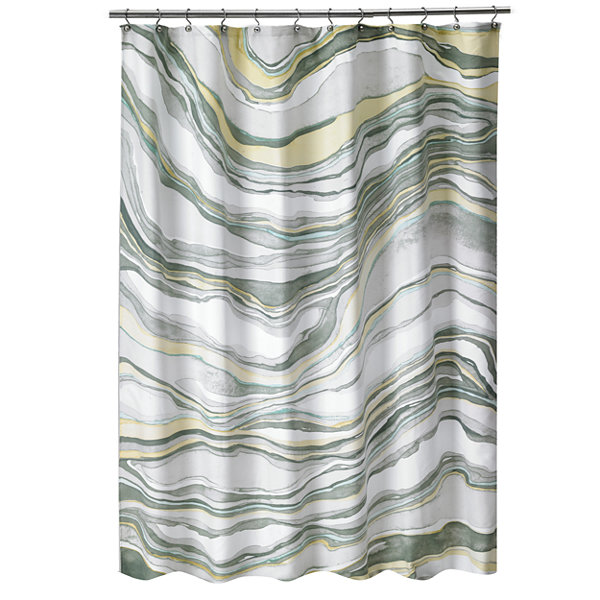 Popular Bath San Stane Shower Curtain
