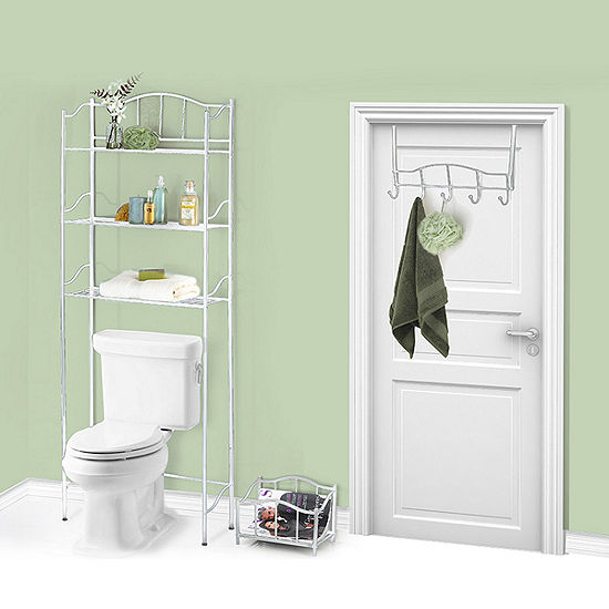 Popular Bath 3-pc. Over the Toilet Space Saver