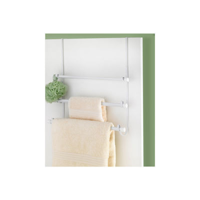 Popular Bath Over the Door Bathroom Organizer