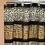 Popular Bath Mezelle Shower Curtain
