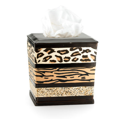 Popular Bath Mezelle Tissue Box Cover