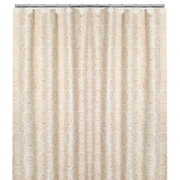 Popular Bath Rescade Shower Curtain