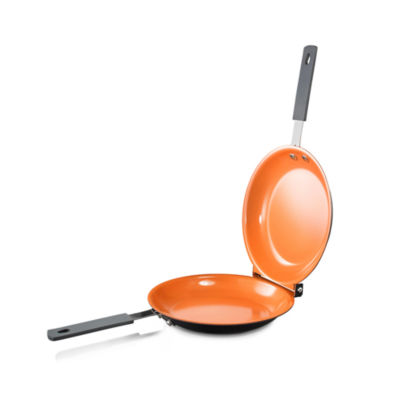 Impulse Gotham Steel Pancake Bonanza Copper Pancake Pan