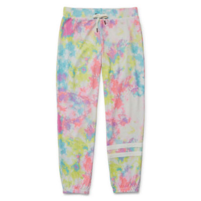 Inspired Hearts Drawstring Pants - Big Kid Girls