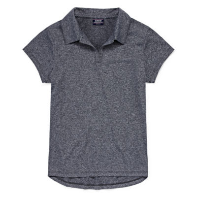 Izod Exclusive Short Sleeve Performance Polo Girls 4-18 and Plus