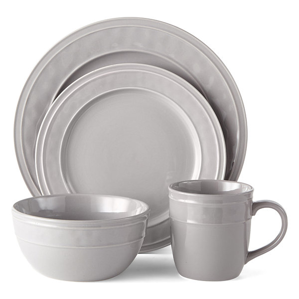 JCPenney Home Dillon 16-pc. Dinnerware Set  sc 1 st  JCPenney : home dinnerware set - pezcame.com
