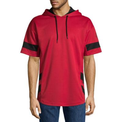 Rocawear 10 Men Short Sleeve Hoodie
