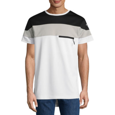 Rocawear 10 Men Short Sleeve Crew Neck T-Shirt