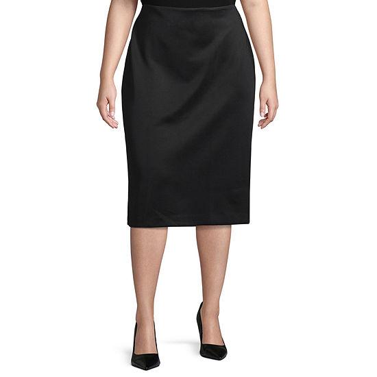 31b20b16d40b7 Worthington Scuba Skirt - Plus - JCPenney