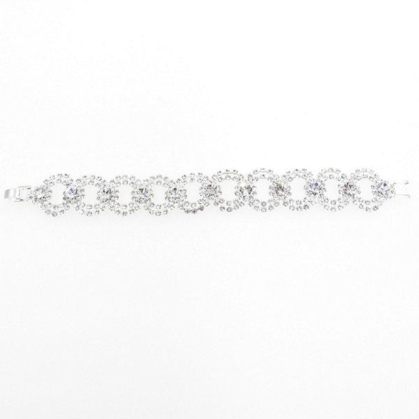 Vieste Rosa Vieste Rosa Womens Link Bracelet 3Xpsu