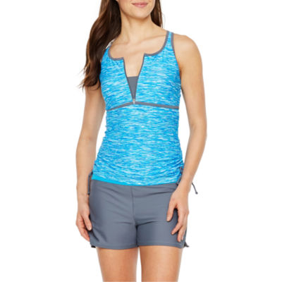 Free Country Tankini Swimsuit Top