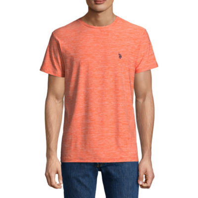 U.S. Polo Assn. Short Sleeve Crew Neck T-Shirt