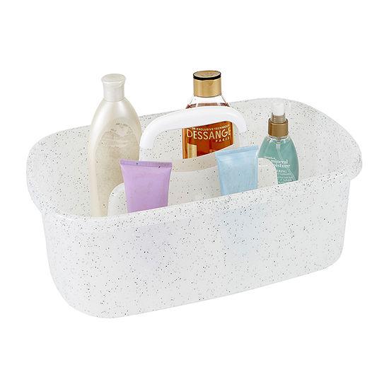 Kennedy International Organic Look Plastic Bath Tote
