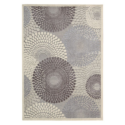Nourison Graphic Illusions Rectangular Rugs