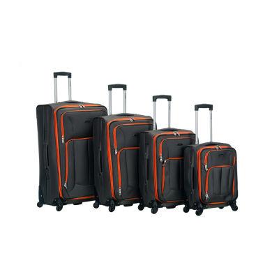 Rockland 4-pc. Luggage Set