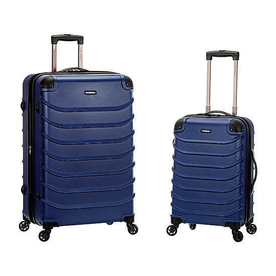 542fb0d6a Rockland 2-pc. Hardside Luggage Set - JCPenney