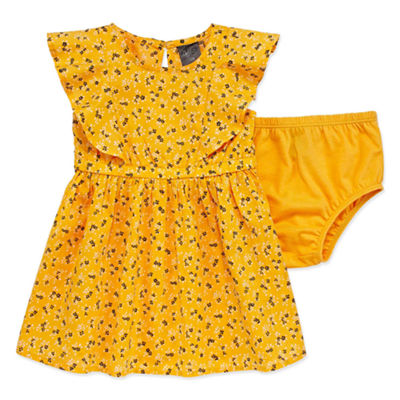 City Streets Mom & Me Ruffle Dress - Baby Girls