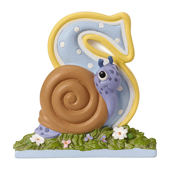 Precious Moments Letter S  Figurine Baby Milestones - Unisex