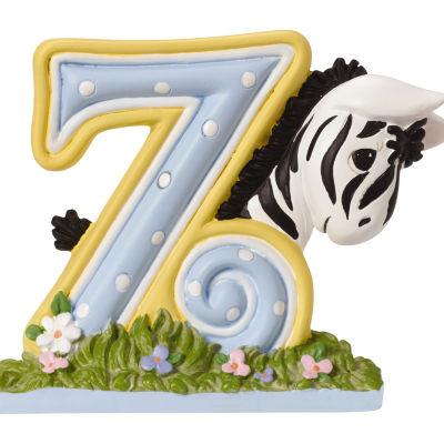 Precious Moments Letter Z  Figurine Baby Milestones - Unisex
